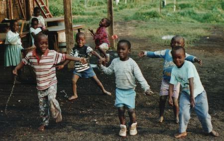 Children of the Imbabazi Orphanage, Rwanda.