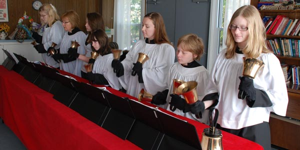Junior Bell Choir